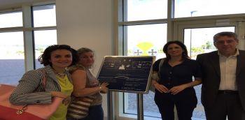 Una delegfazione UICI visita la Cittadella Regionale